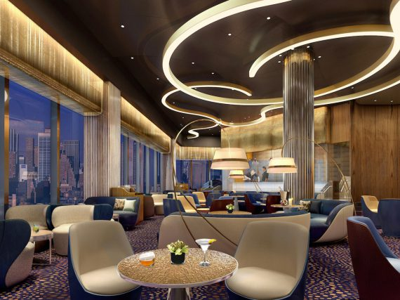 Mandarin Oriental, New York Unveils Design For The Aviary NYC